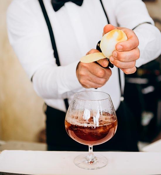 Barman para bodas y bar para bodas