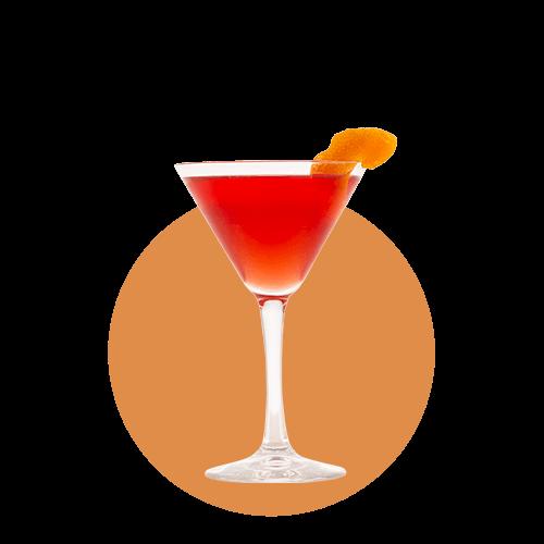 Coctel-Cosmopolitan