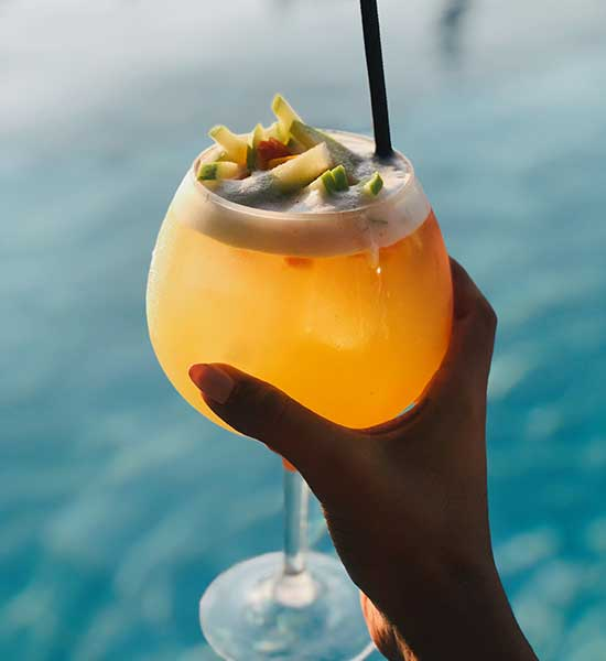 Drinks for summer party